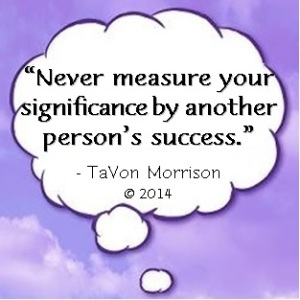 Cloud - Never measure your significance